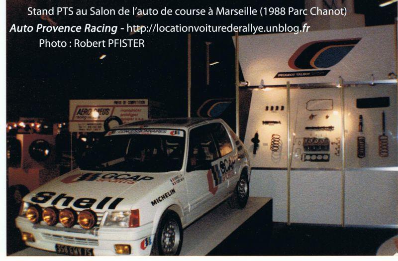 07 les rallyes d avant avec peugeot auto provence - Salon auto marseille ...